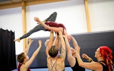 Parkour Akatemia lisää sirkus- ja pariakrobatian harrastusmahdollisuuksia pääkaupunkiseudulla